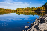Autumn on Bluecat Lake