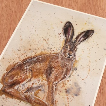 Hare number 1