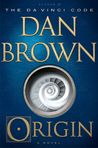 Image result for dan brown, origin