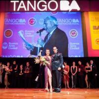 Juan Malizia Gatti y Manuela Rossi são os CAMPEÕES DO MUNDIAL DE TANGO 2014