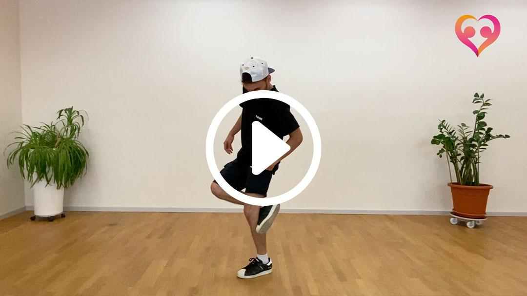 breakdance beginner 3 toni 01 - Breakdance-Tanzvideos