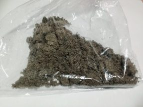 素戔嗚社の砂