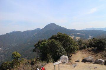 頂上から浮嶽