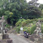 金峰山と霊厳洞