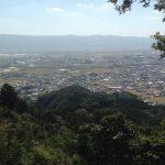 大平山(おおひらやま)朝倉市-安見ヶ城山(やすみがじょうさん)