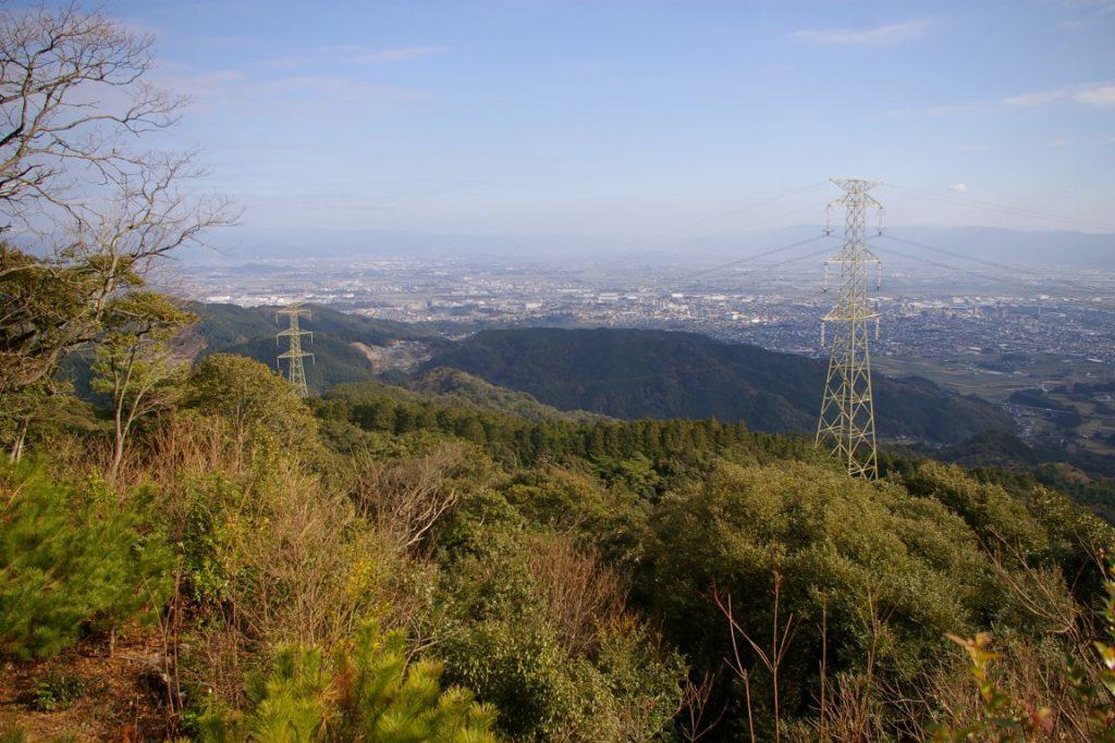 筑紫平野(久留米市、うきは市)