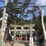 現人神社 住吉神社の本津宮