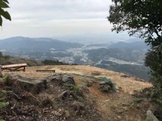 成竹山展望所