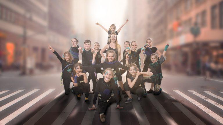 Mixdance für 8-10 Jährige - Dance Delicious