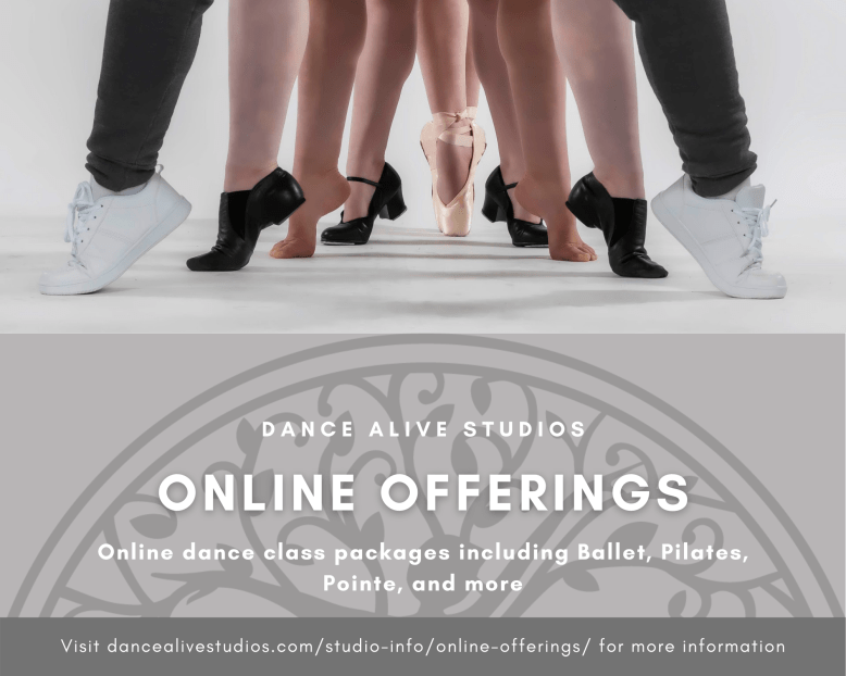 Online Offerings - Click to explore
