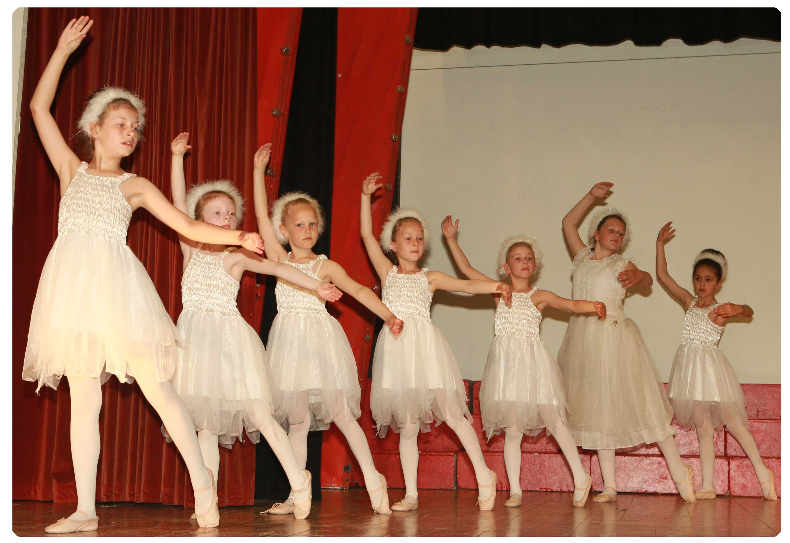 Ballet Classes for Adults and Children