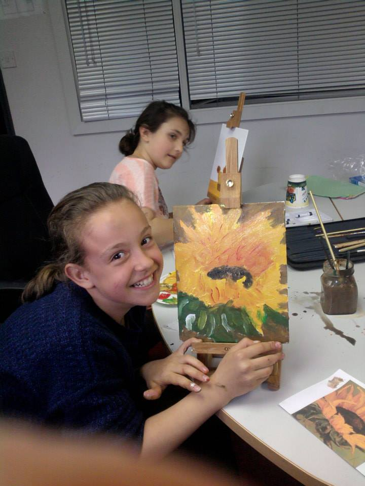 Arts Classes for Adults and Children