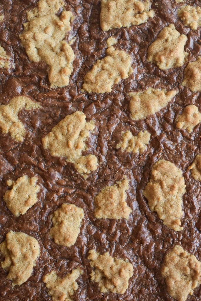 birdseye view of the chocolate revel bars