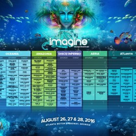 Imagine 2016 Schedule