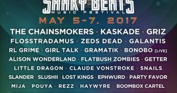 Shaky Beats 2017