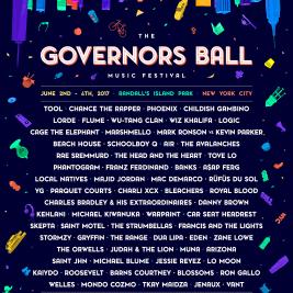 Governors Ball 2017
