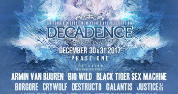 Decadence Arizona 2017