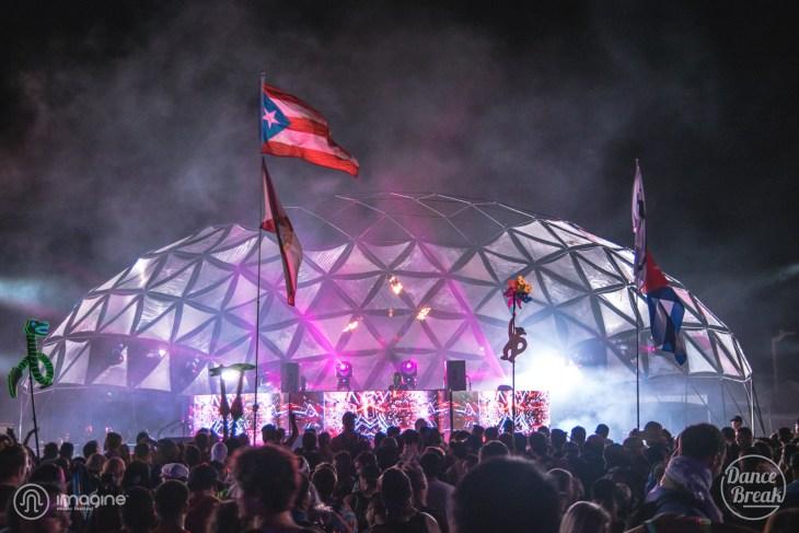 Imagine 2017 - Nora En Pure performs at Disco Inferno