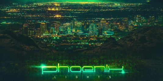 Phoenix Lights 2018