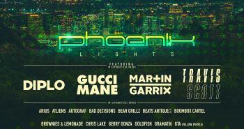 Phoenix Lights 2018 Full Lineup