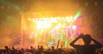 Bassnectar Performing at BUKU 2018
