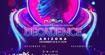 Decadence 2018 Initial Lineup