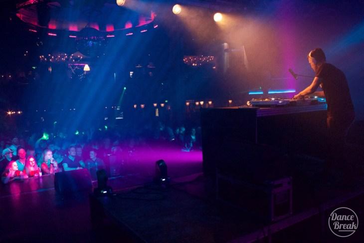 Darude Performing at Hullu Poro Areena in Levi, Finland