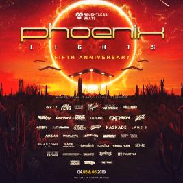 Phoenix Lights 2019 Phase 2