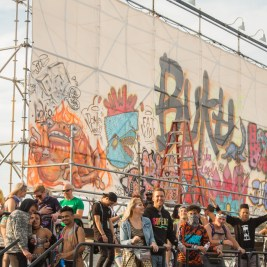 BUKU 2019 Art Backdrop