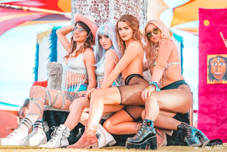 Phoenix Lights 2019 Girls, Photo by luiscolato.com