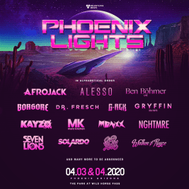 Phoenix Lights 2020 Phase 1