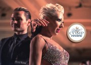 latin dance lady's short hair