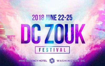 DC Zouk June 22-25 2018