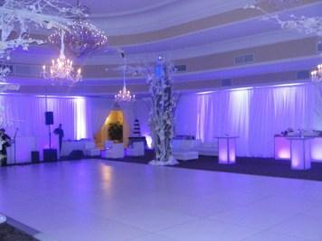 wedding dance floor rental