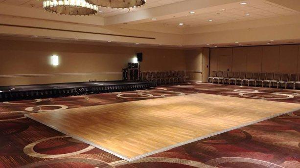 Traditional Portable Dance Floor