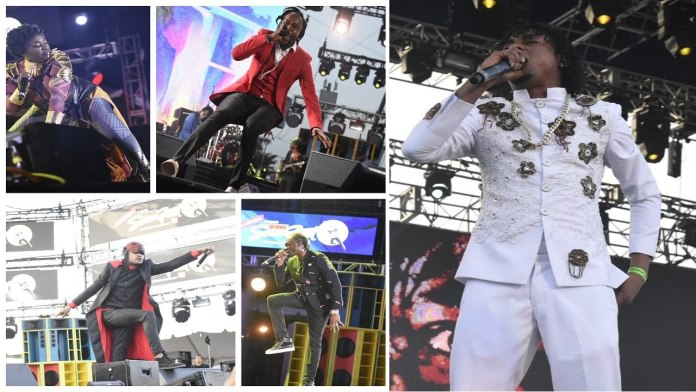 Dancehall veterans 'set the show' for youngsters at Sumfest