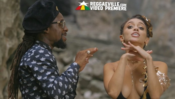 New Music Video: Risk It All – Jah Cure ft Phyllisia Ross