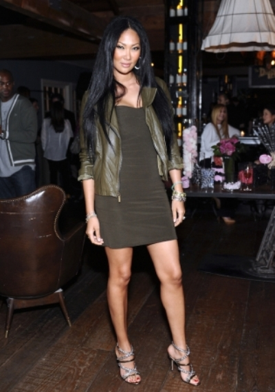 Kimora Lee Simmons Address Anorexic Gossips - Dancehall HipHop