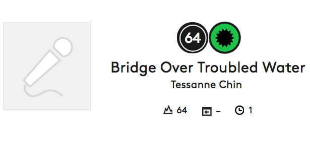 Tessanne Chin Hit Billboard Hot 100 With