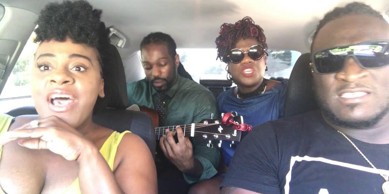 Etana – People Talk | Acoustic Carpool Session