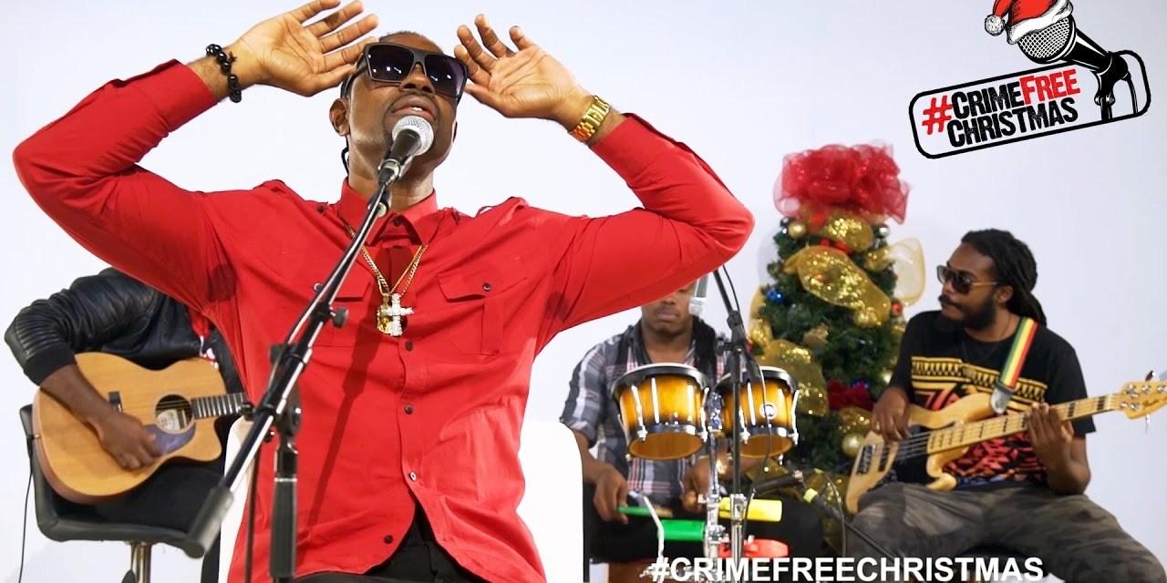 D-Major – Give Love On Christmas Day #crimefreechristmas