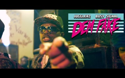 Jugglerz, Busy Signal – Dem Fake – Official Music Video