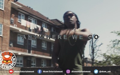 Ghost Dan – Anywhere We Go – Official Music Video