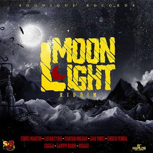 MOONLIGHT RIDDIM [FULL PROMO] - SO UNIQUE RECORDS - 2018