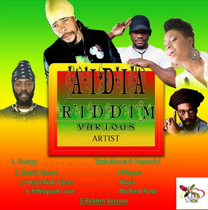 AIDIA RIDDIM [FULL PROMO] - LEAF OF LIFE RECORDS - 2019