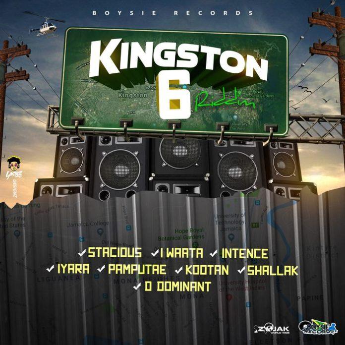 KINGSTON 6 RIDDIM [FULL PROMO] - BOYSIE RECORDS - 2019