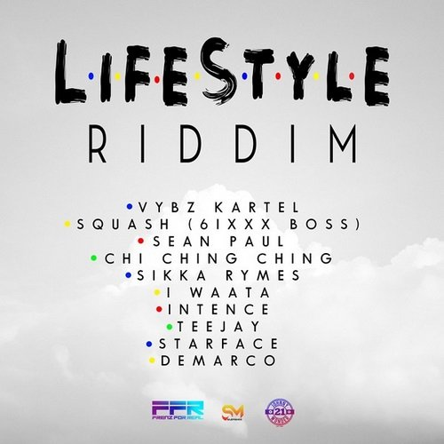 LIFESTYLE RIDDIM [FULL PROMO] - REDBOOM SUPAMIX _ FRENZ FOR REAL - 2019