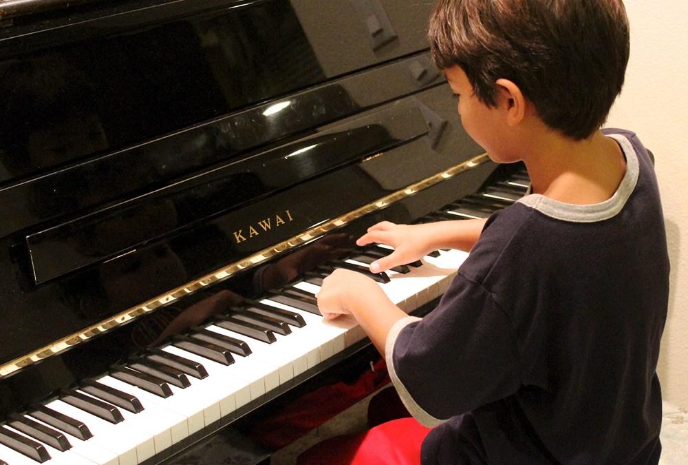 Piano éveil