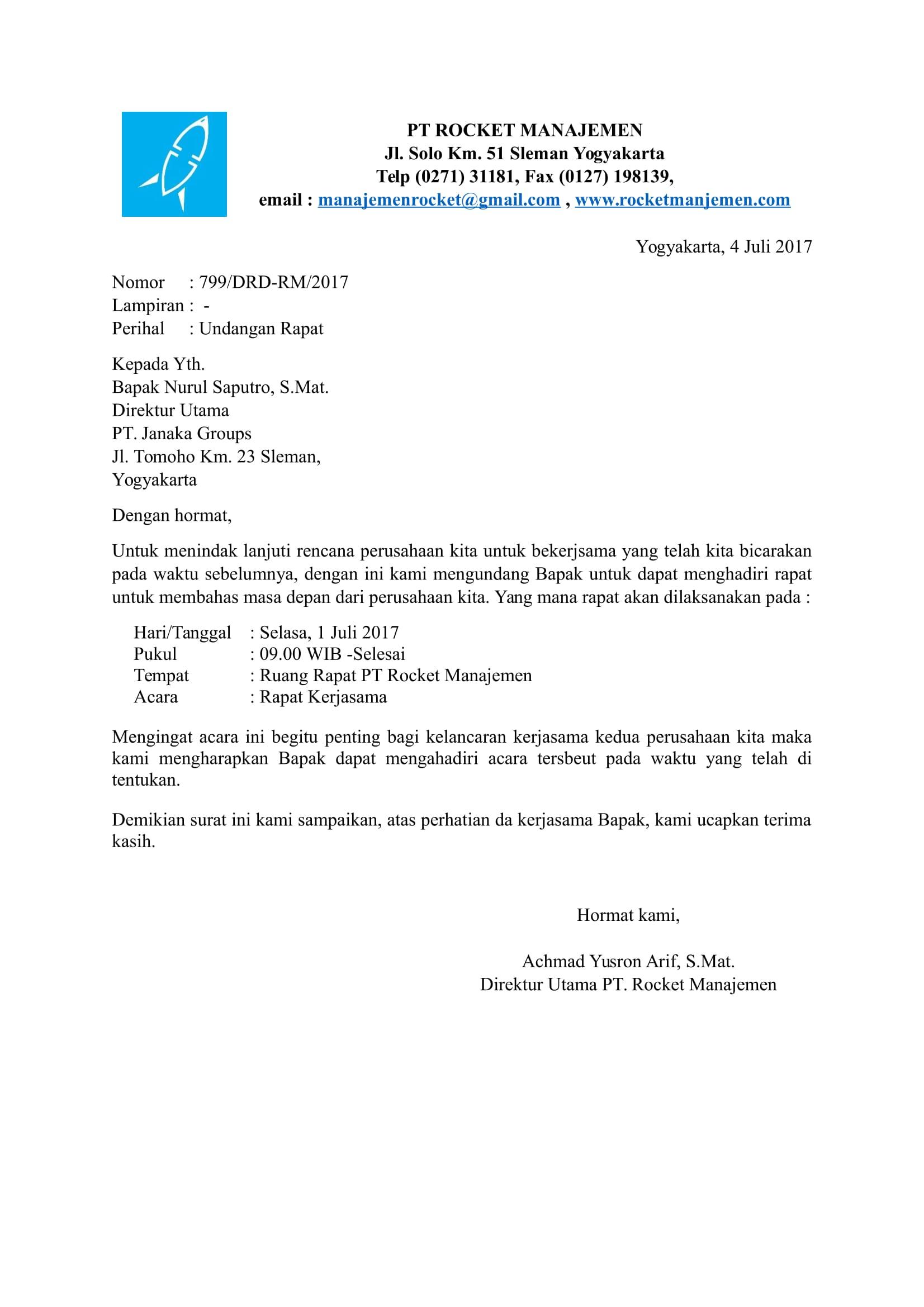 Contoh Email Formal : contoh, email, formal, Contoh, Surat, Resmi, Perusahaan, Dancehotline