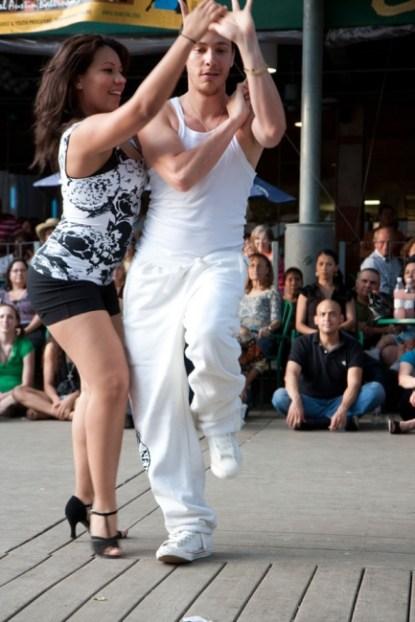 Salsa dancing Austin